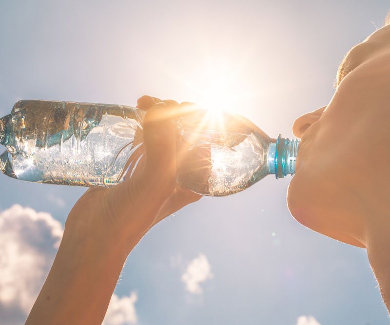 Remember, we all need rehydration!