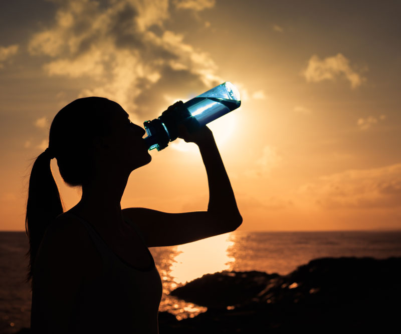 5 Best practices to stay hydrated in summer